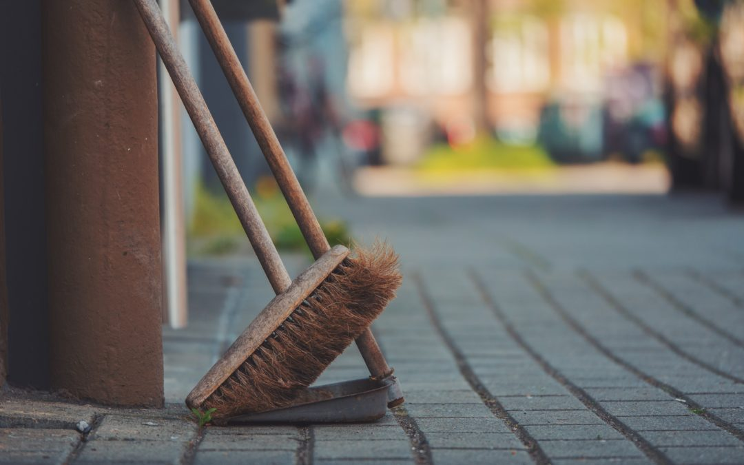 Housekeeping as a highway to enlightenment